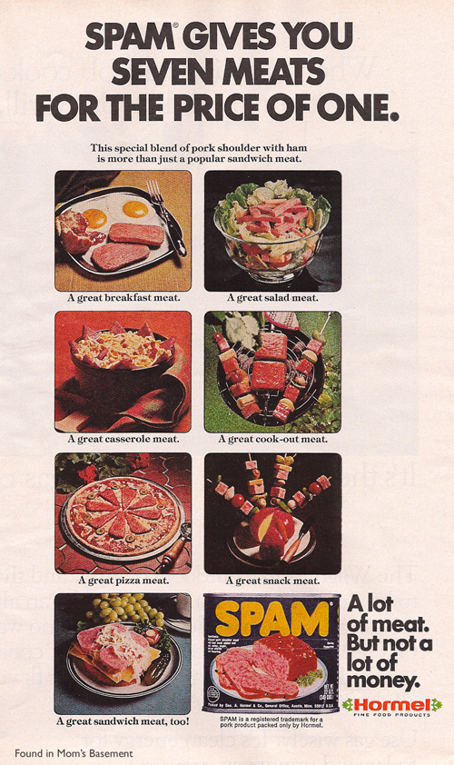 food from the fab fifties 18