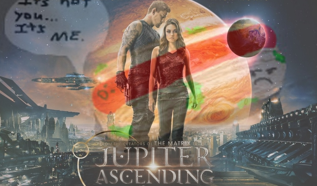 jupiter ascending sad hot dog