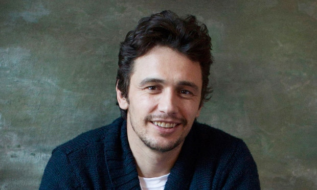 James Franco: he's not a poet, but he doesn't know it.