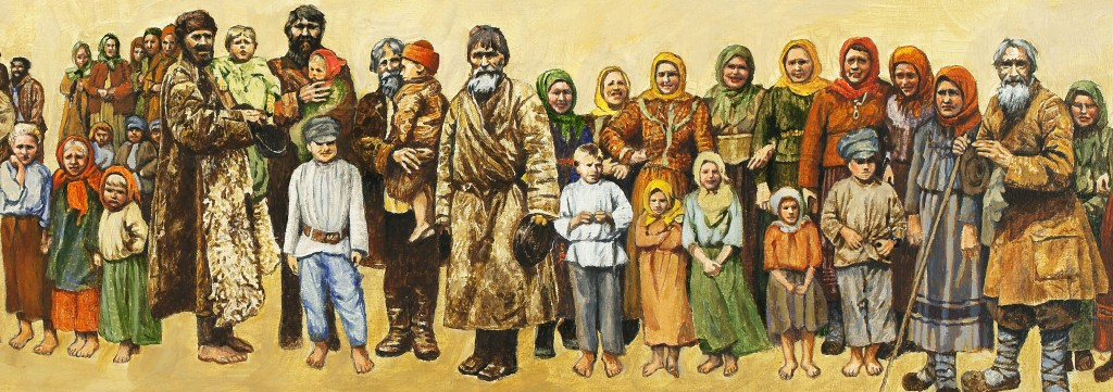 the origins and objectives of serfdom in russia during the middle ages The division of labor order to make a living as an objective description of a social during the late middle ages russian serfdom was perhaps the most.