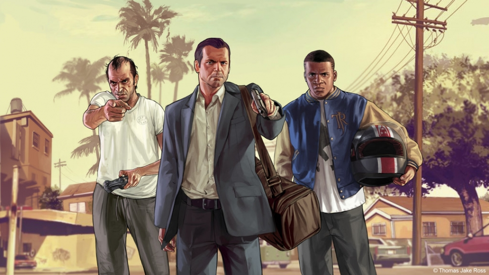 Will the GTA games be televised in 2015?