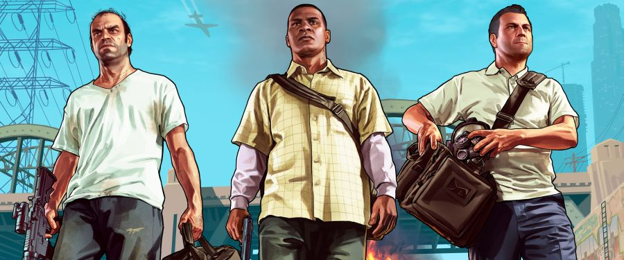 How to Think About Grand Theft Auto V In Ways That Make You