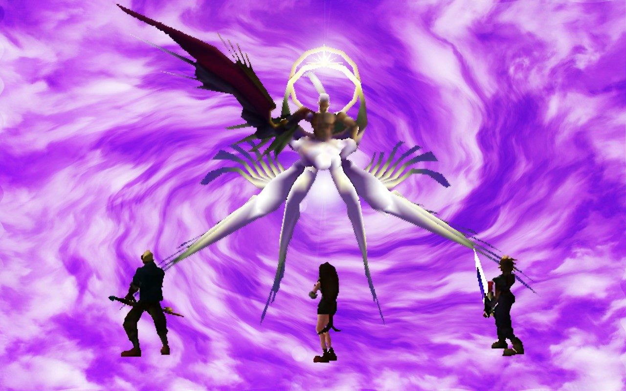 final fantasy every end boss ranked from weakest to most - HD1280×800