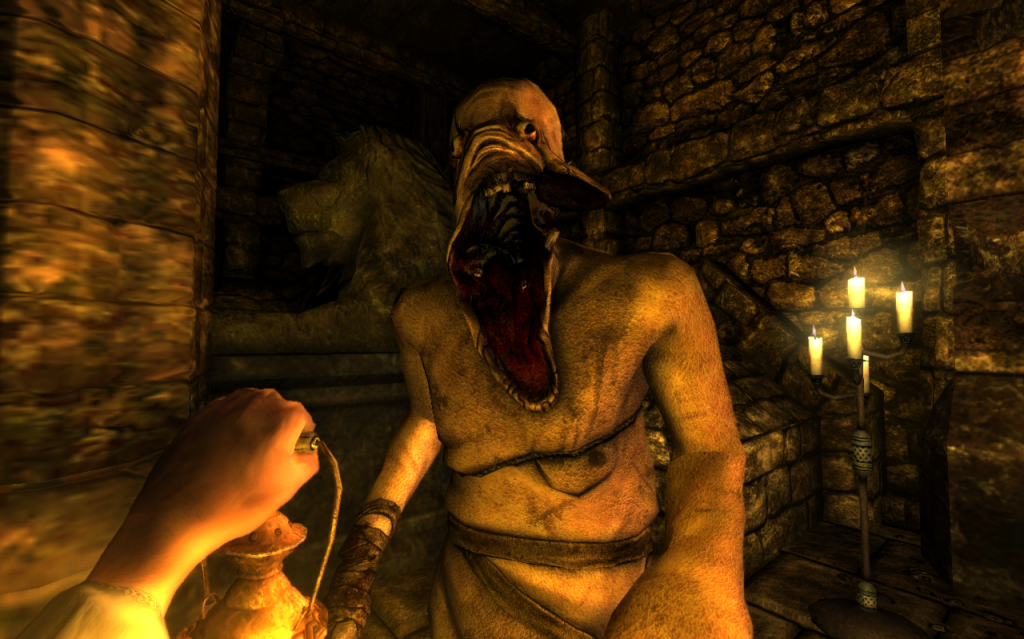 amnesia dark descent horror 1