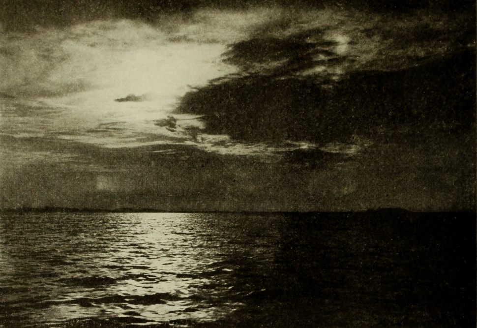 Lake Superior, 1913, for James Reidel's poems.