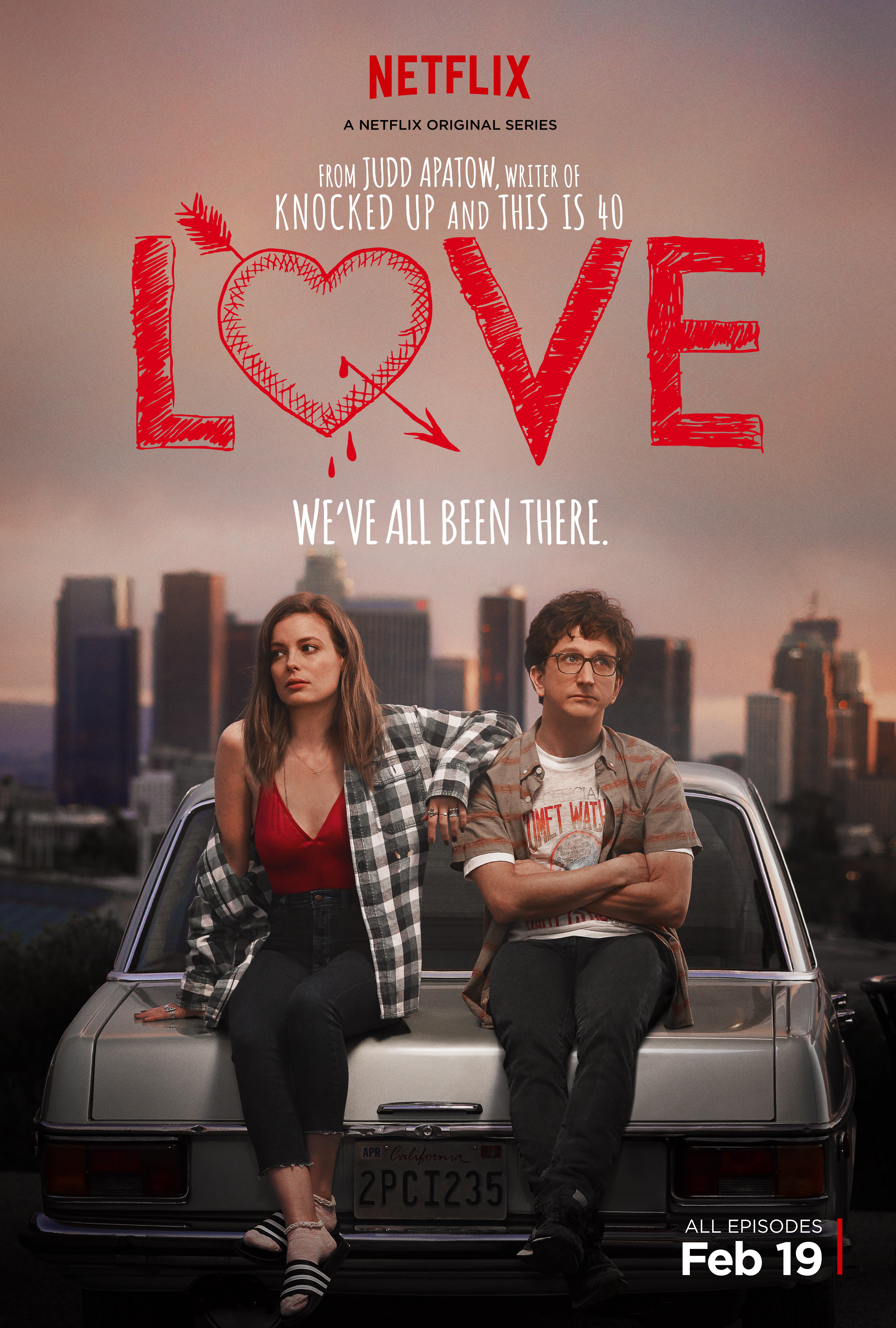 Love' On Netflix: Short on Laughs, Big on Realism - Queen