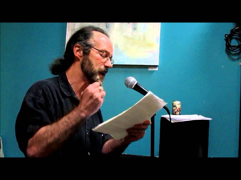 larry crist reading a poem