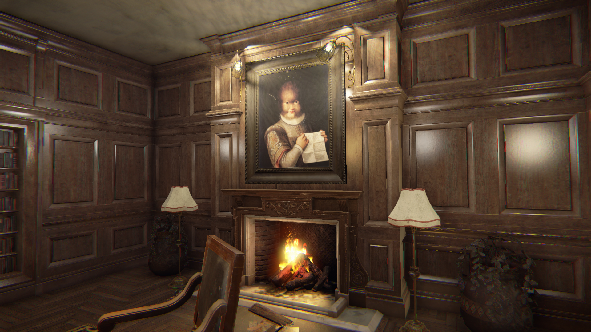 layers of fear reviewed by scherezade siobhan