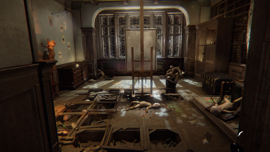Layers Of Fear screenshot 11